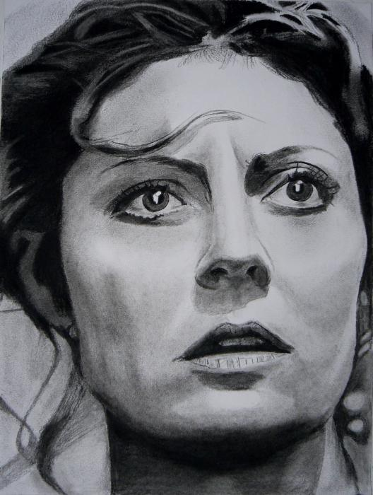 Susan Sarandon by johnsy